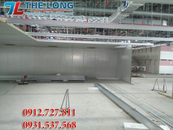 Tam Panel Rockwool Chong Chay 18