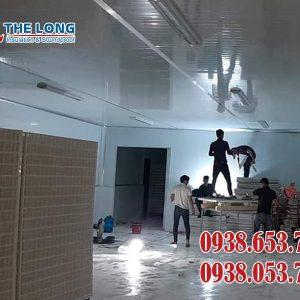 Thi Công Panel Phòng Sạch